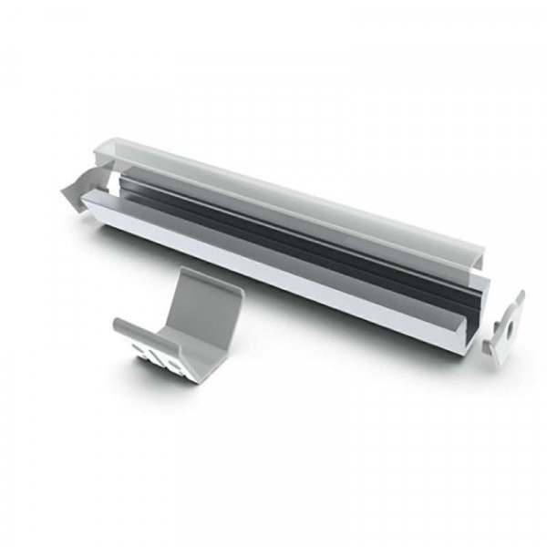 Profilé aluminium angulaire 45° ALU-CORNER