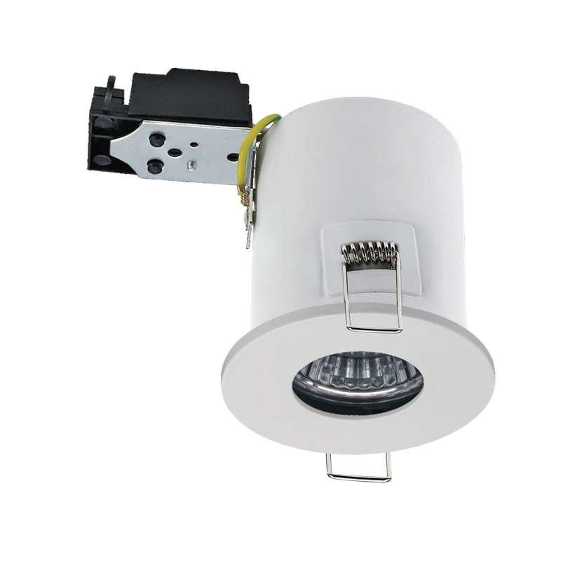 Kit spot led RT2012/BBC GU10 5W (eq. 40W)