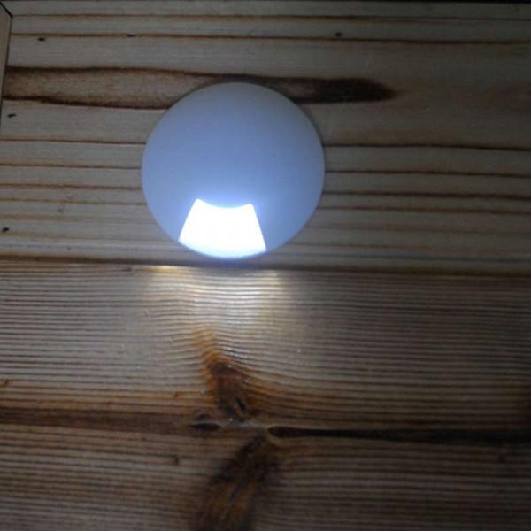 Petit Spot LED Encastrable 1 Direction