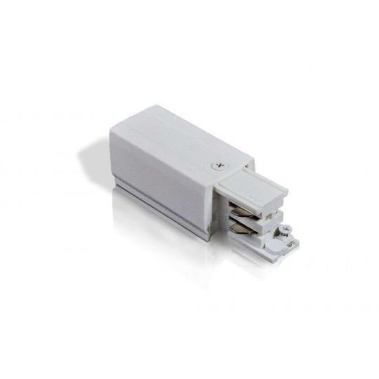 Connecteur alimentation rail LED - 4 wires Triphasé