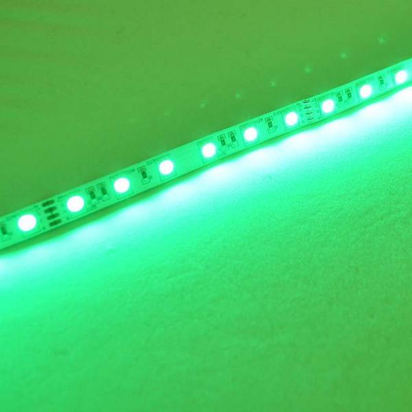 Ruban LED RGB 24V 60 LED/m 14,4W/m