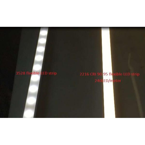 Ruban LED Blanc 1200 LED 5m 18W/m