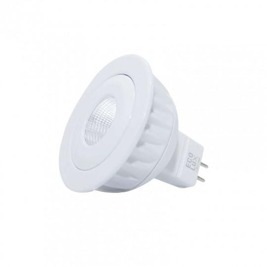 Ampoule LED MR16 8W dichroïque équivalent 60W (12V) COBRA