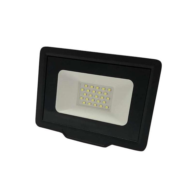 Projecteur LED Noir 30W (200W)...