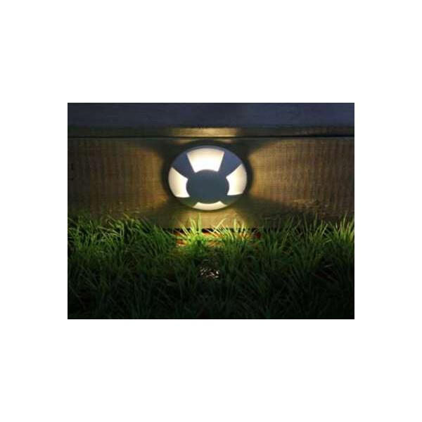 Petit Spot LED Encastrable 4 Directions