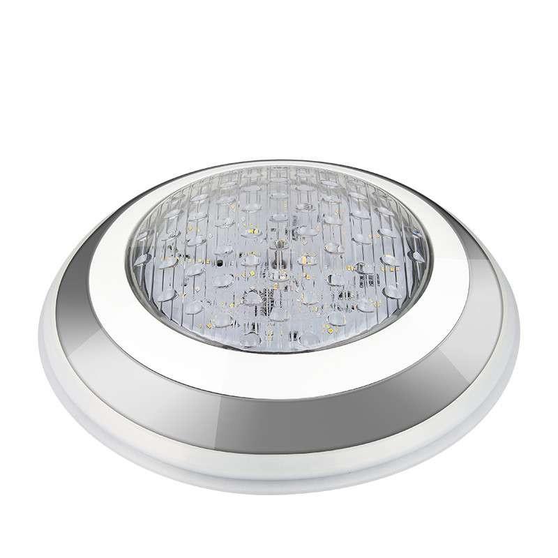 Lampe LED de piscine RGB+CCT 27W IP68...