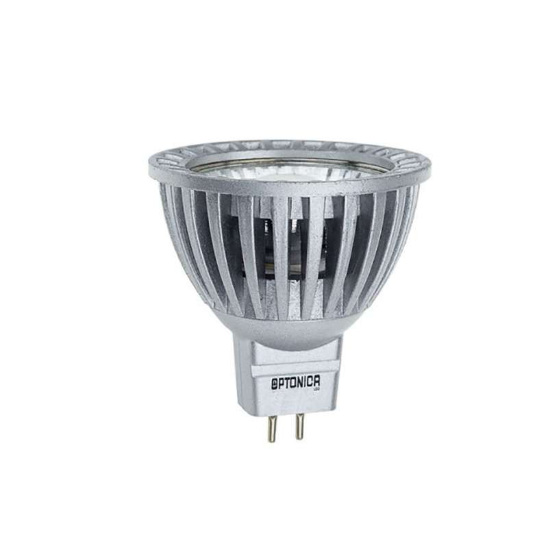 Spot LED MR16 6W 12V (50W) 480lm Dimmable Optonica