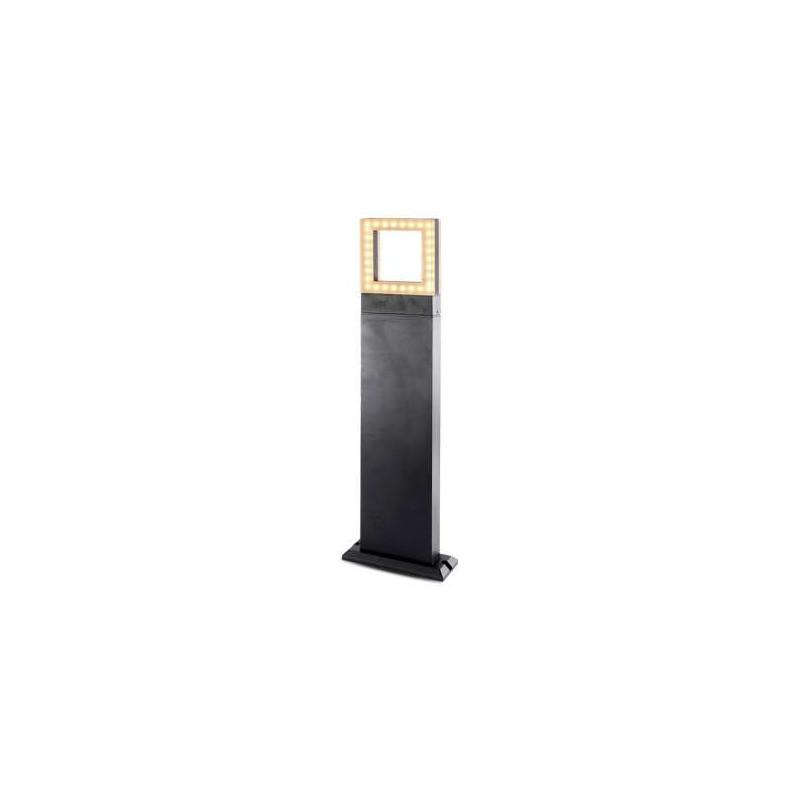 Potelet Rectangulaire LED 12W 50cm...