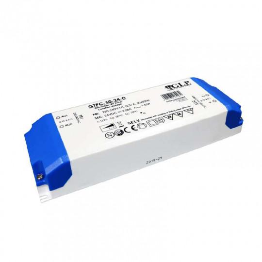 Alimentation LED 12V 50W Dimmable 4,16A