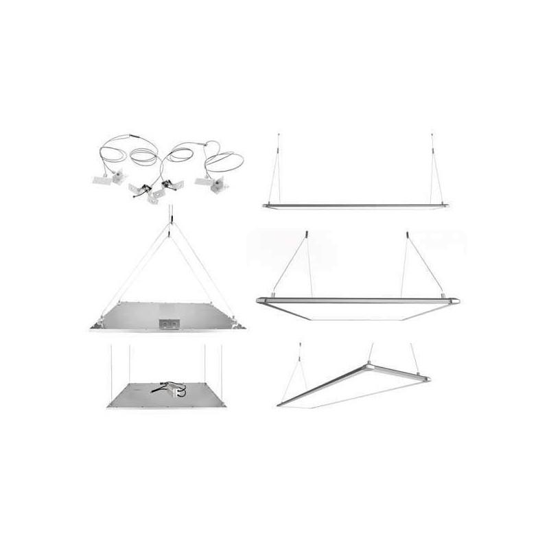 Kit de suspension pour dalle LED...