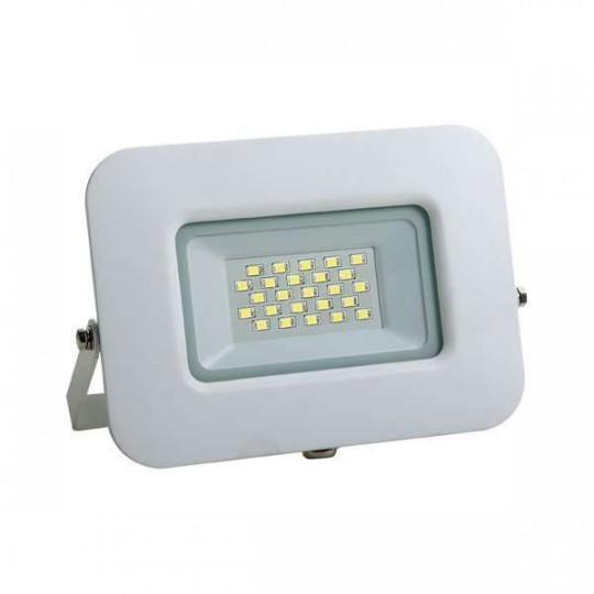 Projecteur LED 20W (120W) Blanc Premium Line IP65 1700 lumens Optonica