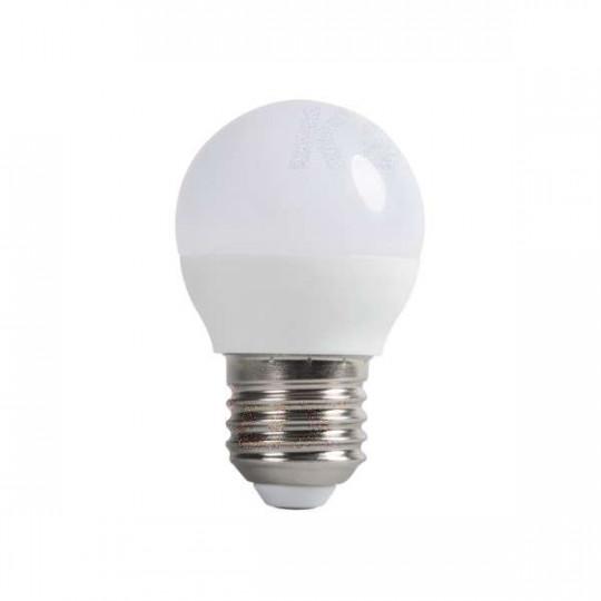 Ampoule LED E27 6W G45 équivalent à 41W - Blanc Chaud 3000K