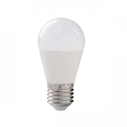 Ampoule LED E27 8W G45 équivalent à 48W - Blanc Chaud 3000K