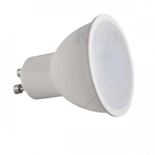 Spot LED GU10 8W PAR16 équivalent à 47W - Blanc Chaud 3000K