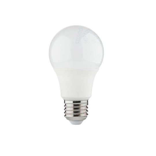 Ampoule LED E27 5,5W A60 équivalent à 42W - 3000K