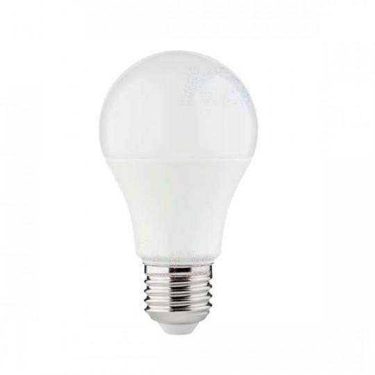 Ampoule LED E27 10W A60 équivalent à 75W - Blanc Naturel 4000K