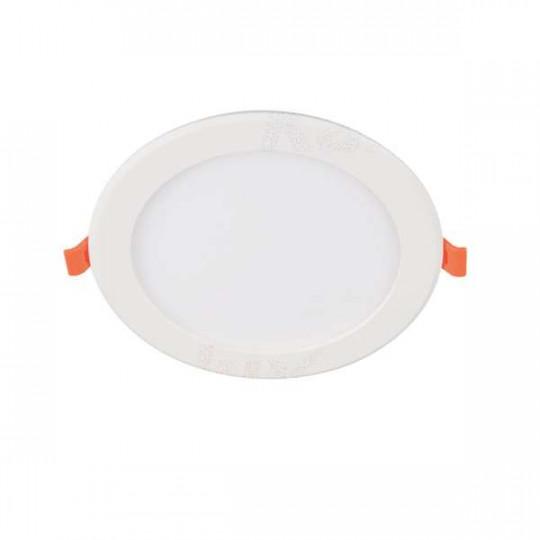 Downlight LED 12W rond ∅170 Blanc - Blanc Naturel 4000K