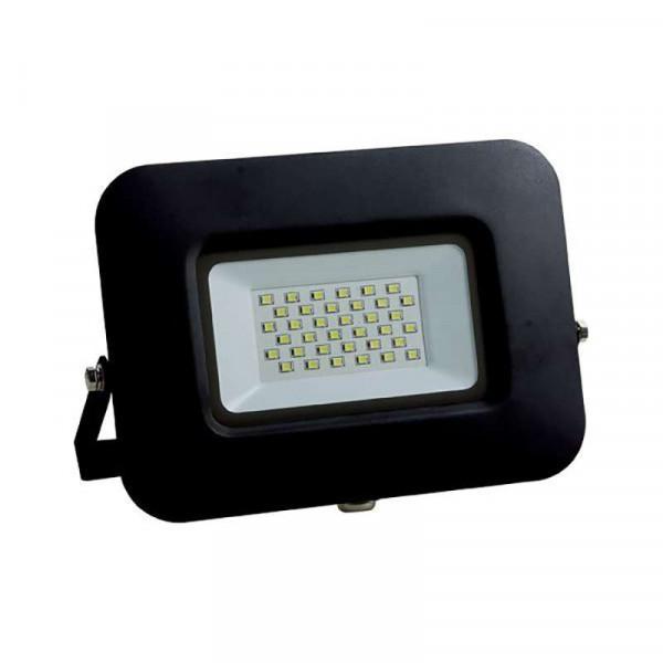 Projecteur LED 50W (300W) Noir Premium Line IP65 4250 lumens