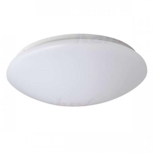 Plafonnier LED 18W étanche IP44 rond ∅325mm Blanc - Blanc Naturel 4000K