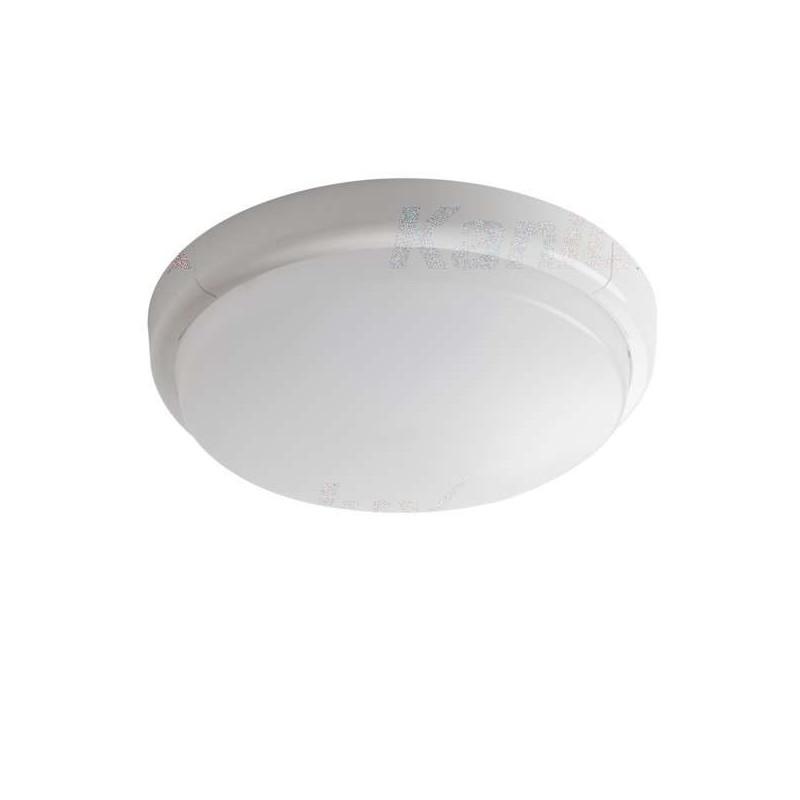Plafonnier LED 15W rond ∅250mm Blanc...