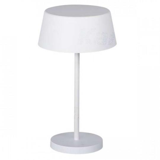 Lampe de table LED 7W Blanc - Blanc Chaud 3000K