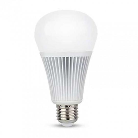 Ampoule LED E27 RGB CCT 9W Pilotable Amazon Alexa Wifi