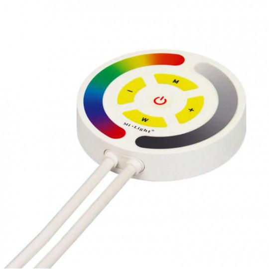 Télécommande Rubans LED Filaire RGB+W Tactile RF et WiFi YL1