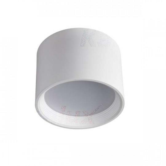 Downlight LED 25W rond ∅163mm Blanc - Blanc Naturel 4000K