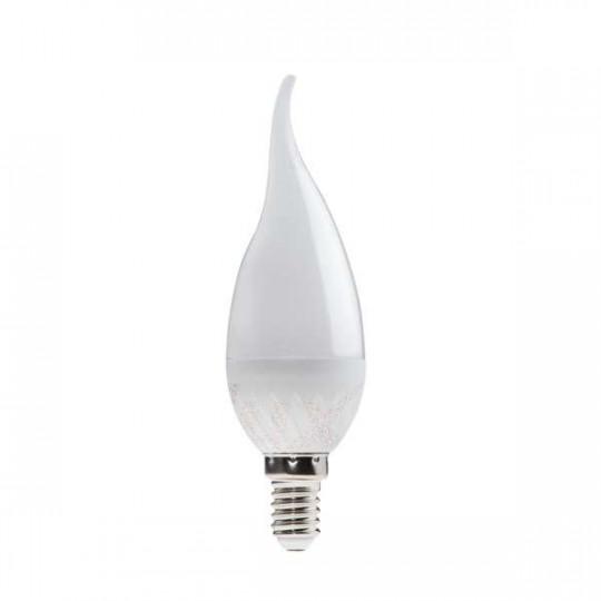 Ampoule LED E14 4,5W C37 équivalent à 35W - Blanc Naturel 4000K