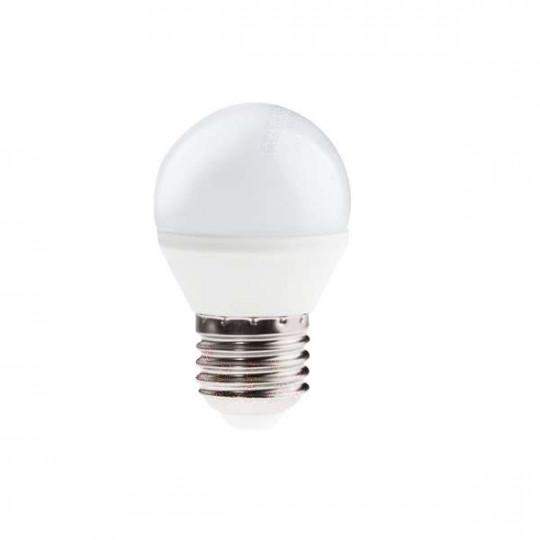 Ampoule LED E27 6,5W G45 équivalent à 48W - Blanc Chaud 3000K