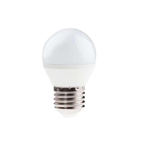 Ampoule LED E27 6,5W G45 équivalent à 48W - Blanc Naturel 4000K