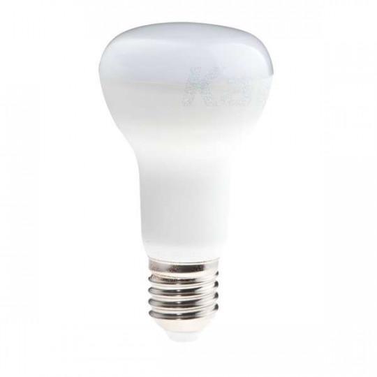 Ampoule LED E27 8W R63 équivalent à 50W - Blanc Chaud 3000K