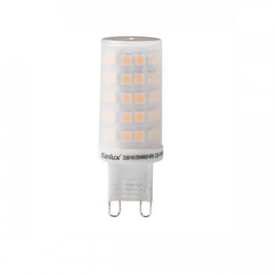 Ampoule LED G9 4W G9 équivalent à 42W - Blanc Chaud 3000K