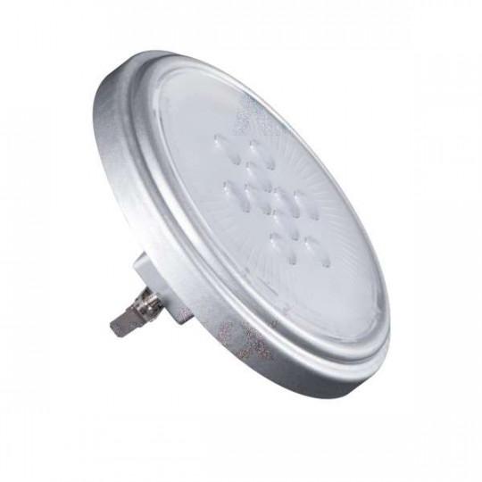 Ampoule LED G53 11W AR-111 équivalent à 66W - Blanc Chaud 2700K