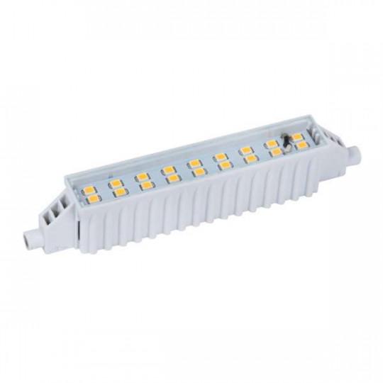 Ampoule LED R7s 6W équivalent à 42W - Blanc Chaud 3000K