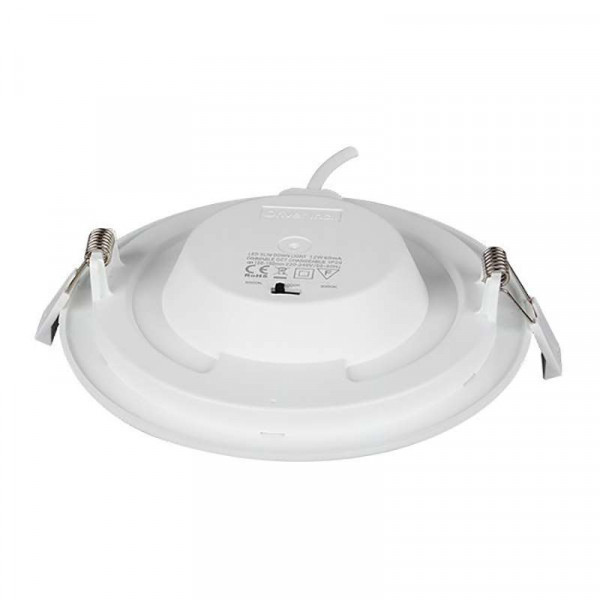 Downlight rond 6W 450lm Dimmable CCT IP44