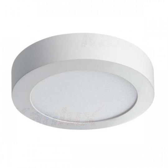 Downlight LED 12W rond ∅170mm Blanc - Blanc Naturel 4000K