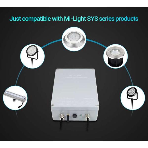 Boîte étanche alimentation 200W DC24V et  contrôleur SYS série