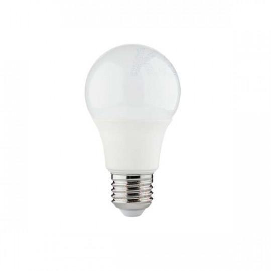 Ampoule LED E27 5,5W A60 équivalent à 42W - Blanc Chaud 3000K