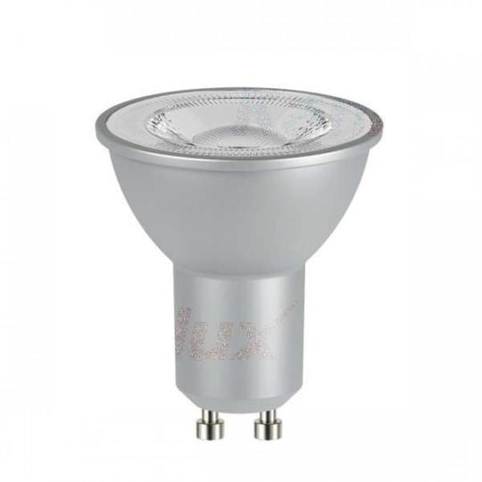 Spot LED GU10 7W PAR16 équivalent à 75W - Blanc du Jour 6500K
