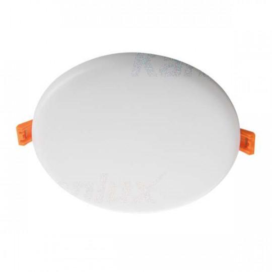 Downlight LED 14W rond ∅156mm Blanc - Blanc Naturel 4000K