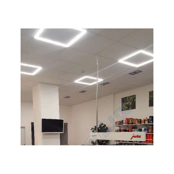 Cadre Lumineux Dalle LED 40W 600x600 mm 3600 lumens