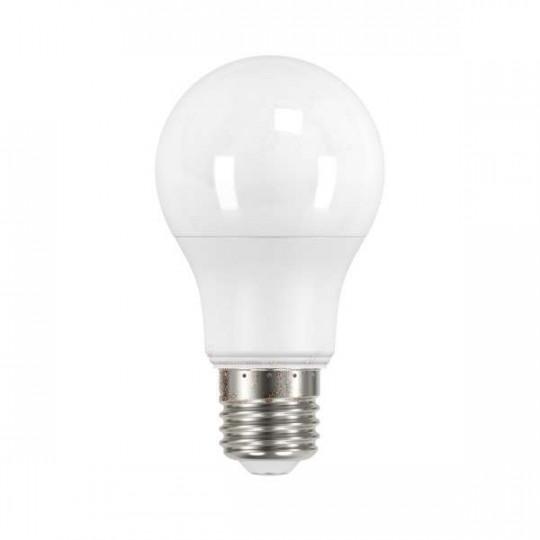 Ampoule LED E27 9W A60 équivalent à 60W - Blanc Chaud 2700K