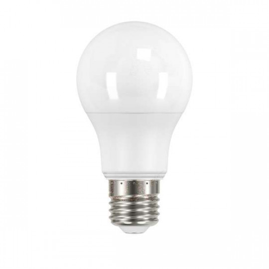 Ampoule LED E27 5,5W A60 équivalent à 40W - Blanc Chaud 2700K