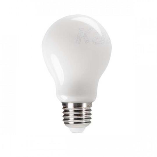 Ampoule LED E27 8W A60 équivalent à 75W - Blanc Naturel 4000K