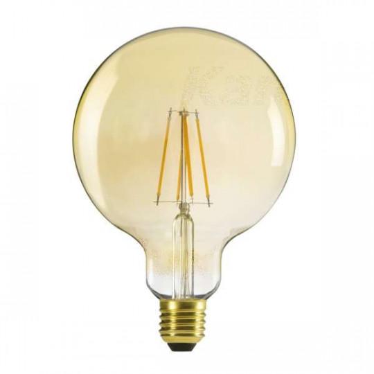 Ampoule LED E27 7W équivalent à 55W - Blanc Chaud 2500K