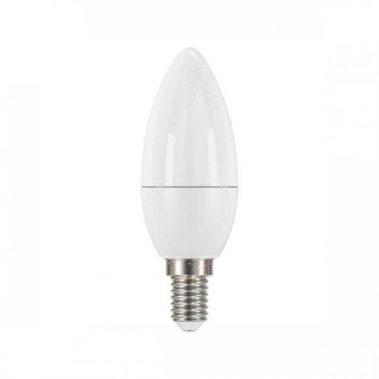 Ampoule LED E14 5,5W C37 équivalent à 40W - Blanc Chaud 2700K