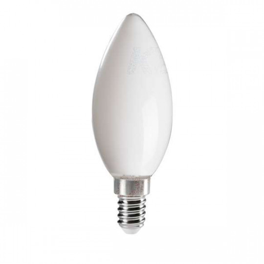 Ampoule LED E14 6W C35 équivalent à 60W - Blanc Naturel 4000K