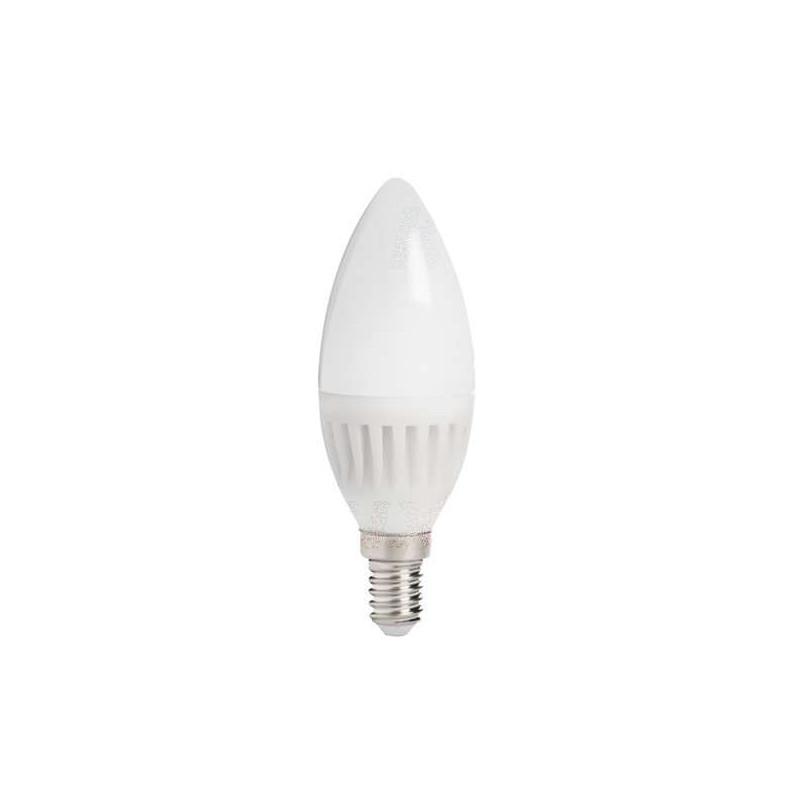 Ampoule LED E14 8W C37 équivalent à...