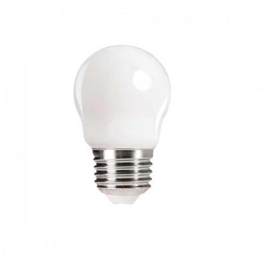Ampoule LED E27 6W G45 équivalent à 60W - Blanc Naturel 4000K